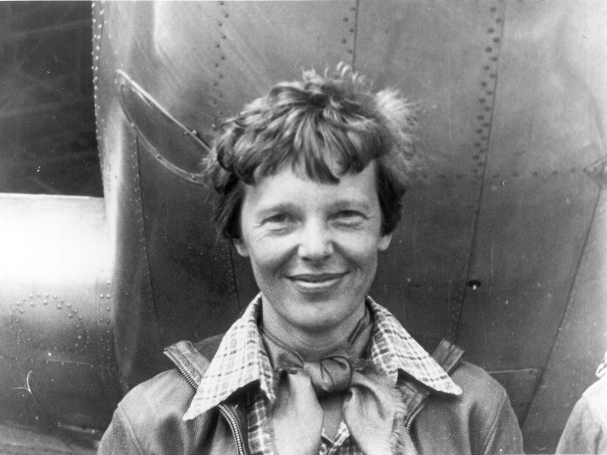 Amelia Earhart - inspresso - Daily Shots of Inspiration