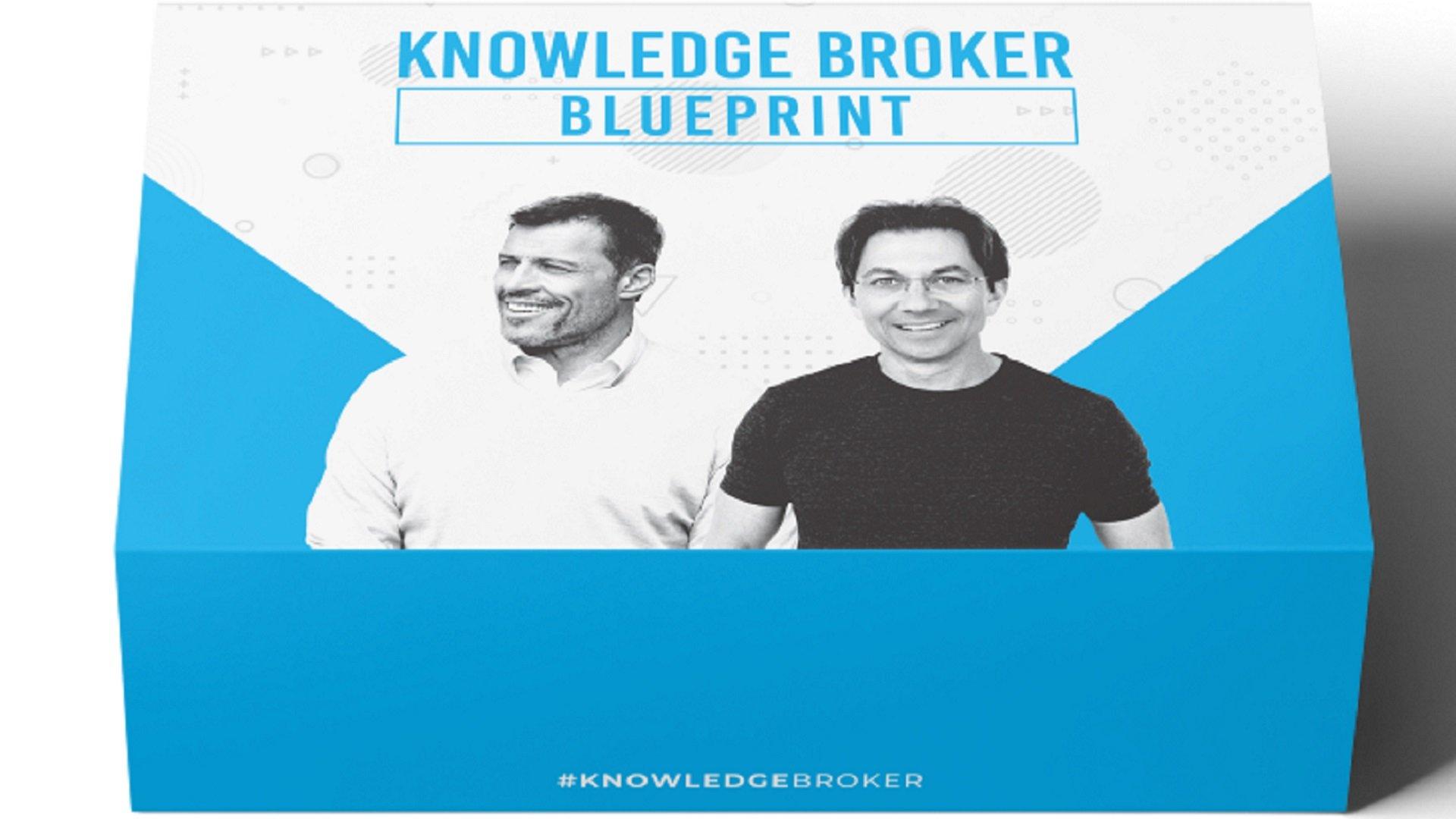 KBB Course Bonus: Start Fast Welcome Box - Knowledge Broker Blueprint